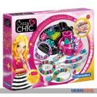 """Kreativ-Spielset """"Crazy Chic - Trend-Armbänder/Bracelets"""""""