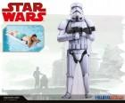"""Star Wars - Luftmatratze """"Sturmtruppe/Stormtrooper"""" 173 cm"""