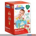 "Kleinkinder-Werkbank 2in1 ""Workbench Build 'n' Play"""