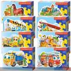 """Formen-Puzzle Kinder """"15 Teile"""" - 8-sort."""