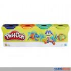 Play-Doh - Spiel-Knete 4er Pack