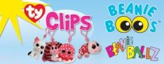 Beanie Clips / Anhänger