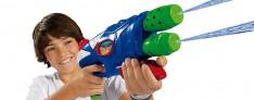 Wasserpistolen & Wasserbomben