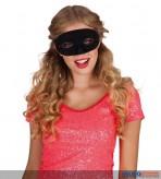 "Augenmaske ""Venezia"" - schwarz"