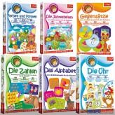 """Kinder-Lernspiele """"Der kleine Entdecker"""" 6-sort."""