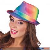 """Hut """"Popstar-Regenbogenfarben"""""""