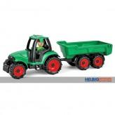 """Traktor """"Truckies"""" mit Anhänger & Spielfigur"""