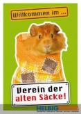 """Glückwunschkarte Geburtstag """"Verein der alten Säcke"""""""