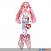 "Ty Flippables - Meerjungfrau Cora ""Sea Sequins pink"" 25 cm"