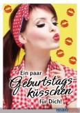 """Glückwunschkarte Geburtstag """"Geburtstags-Küsschen"""""""