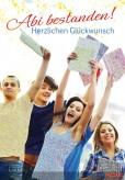 "Glückwunschkarte Abitur ""Abi bestanden"""