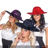 "Damen-Hut ""Royal Ascot"" - 3-sort."