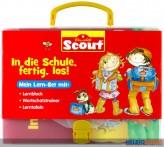 """Scout - Koffer-Lern-Set """"In die Schule, fertig, los"""