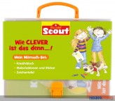 "Scout - Kreativ-Koffer-Set ""Wie clever ist das denn..."