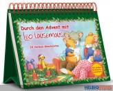 """Vorlese-Buch """"Durch den Advent mit Leo Lausemaus"""""""