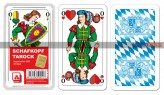 "Kartenspiel ""Schafkopf / Tarock"" - bay. Bild"