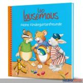 "Kindergarten-Freundebuch ""Leo Lausemaus"""