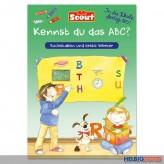 """Scout Lernblock """"Buchstaben & erste Wörter: ABC"""""""