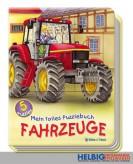 """Puzzlebuch """"Fahrzeuge"""""""