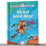 Erstlese-Minis - Nickel wird Hexe