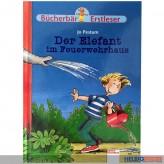 Erstlese-Minis - Der Elefant im Feuerwehrhaus