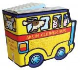 """Glitzer-Bilderbuch """"Mein kleiner Bus"""""""
