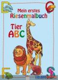 """Mein erstes Riesenmalbuch """"Tier ABC"""""""