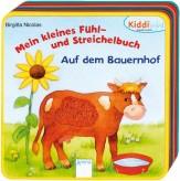 Kiddilight Fühl- & Streichelbuch - Auf dem Bauernhof