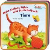 """Kiddilight - Fühl- & Streichelbuch """"Tiere"""""""