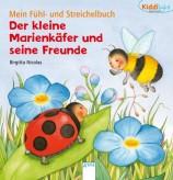 """Fühl- & Streichelbuch """"Der kl. Marienkäfer & seine Freunde"""""""