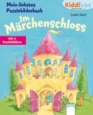 Kiddilight Puzzlebilderbuch - Im Märchenschloss