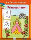"""Malbuch - Ich lerne malen """"Prinzessinnen"""""""