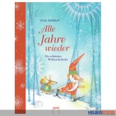 """Kinder-Weihnachtslieder-Buch """"Alle Jahre wieder"""""""