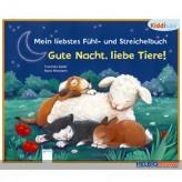 """Kiddilight Fühl- & Streichelbuch """"Gute Nacht, liebe Tiere"""