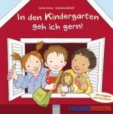 """Klappen-Bilderbuch """"In den Kindergarten geh ich gern"""