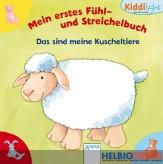 """Kiddilight Fühl- & Streichelbuch """"Kuscheltiere"""""""