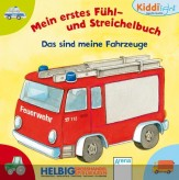 """Kiddilight Fühl- & Streichelbuch """"Das sind meine Fahrzeuge"""""""