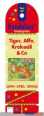 Bandolino Kindergarten Set 47 - Tiger, Affe, Krokodil und Co