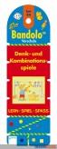 Bandolo Vorschule Set 44 - Denk- und Kombispiele