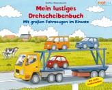 Kiddilight: Drehscheibenbuch - Große Fahrzeuge im Einsatz