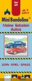 Mini-Bandolino Set 69 - Meine liebsten Autos