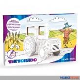 """Kreativspiel """"Traktor zum Ausmalen/Colour me tractor"""""""