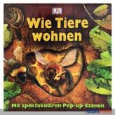 """Pop-Up-Buch """"Wie Tiere wohnen"""""""