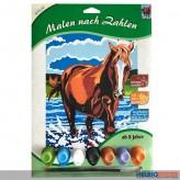 """Malen nach Zahlen """"Klassik - 7 Farben"""" - 6-sort."""