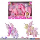 """Spiel-Set """"Sweet Pony Fairy/Einhorn"""" 3-sort."""