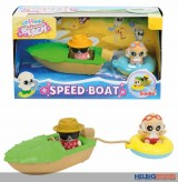 "Yoohoo & Friends ""Beach"" - Speed-Boat"