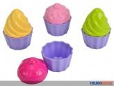 """Sandformen-Set """"Cup Cake"""" 8-tlg."""