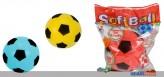 """Softball """"Fußball"""" kl. - 10 cm"""