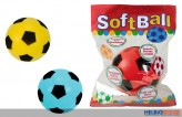 "Softball ""Fußball"" gr. - 20 cm"