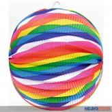 """Laterne """"Ballonlaterne"""" 24 cm - sort."""